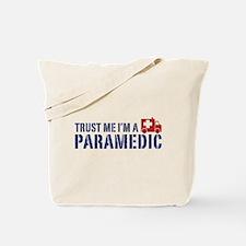 Trust Me I'm a Paramedic Tote Bag