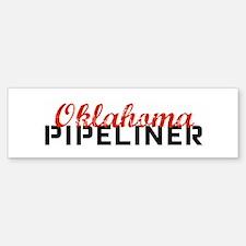 Oklahoma Pipeliner Bumper Bumper Bumper Sticker