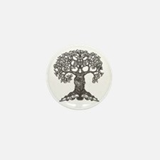 The Reading Tree Mini Button (100 pack)
