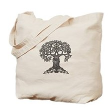 The Reading Tree Tote Bag