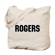 Rogers, Arkansas Tote Bag