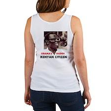 OBAMA IS A KENYAN Women's Tank Top
