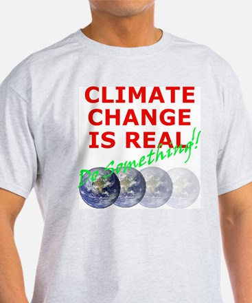 Global Warming Climate Change T-Shirt