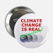"Global Warming Climate Change 2.25"" Button"