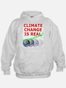 Global Warming Climate Change Hoodie