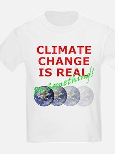 Global Warming Climate Change T-Shirt