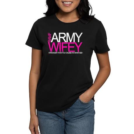 Stronger than you Women's Dark T-Shirt