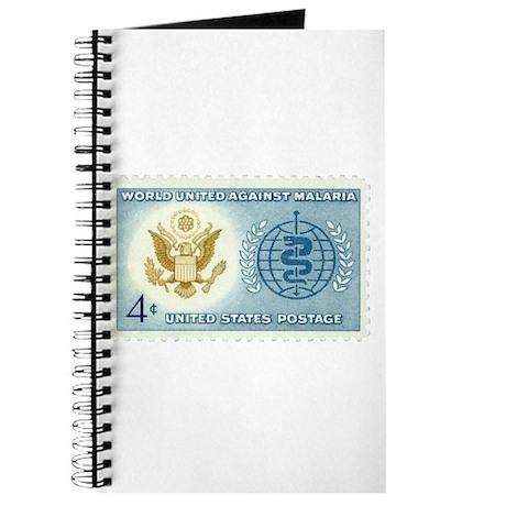 Malaria Stamp Journal