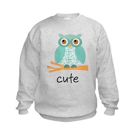 Owl Kids Sweatshirt