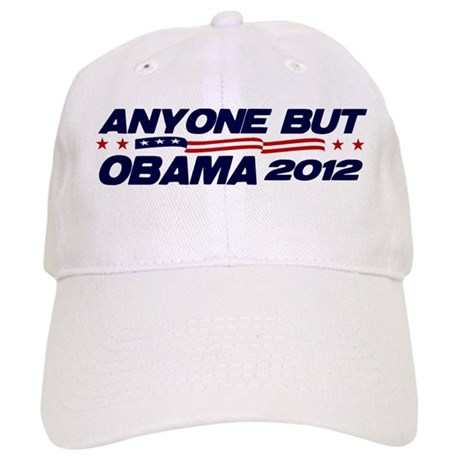 Anyone But Obama Cap