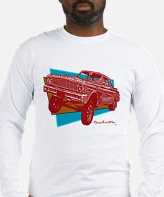 65 Falcon Gasser Long Sleeve T-Shirt