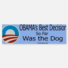 Obama's Best Decision