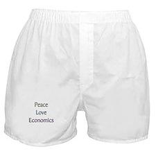 Economics Boxer Shorts