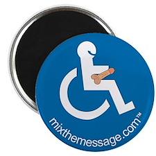 Disabled Magnet