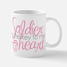 Key to my heart Mug