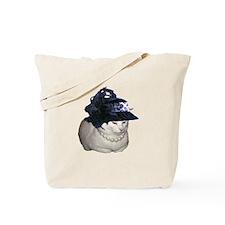 Lady Cat Tote Bag
