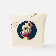 Vote Westie! - Tote Bag