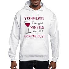 Wine Flu Hoodie