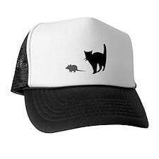 Cat & Mouse Trucker Hat