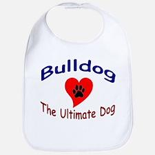 Bulldog Bib