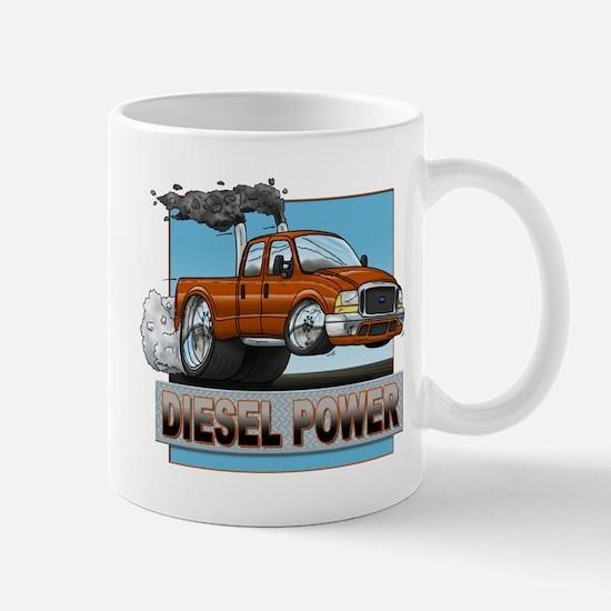 Drag Truck Mug