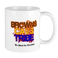 Funny Cleveland Mug