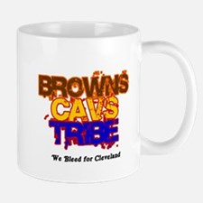Unique Cleveland Mug
