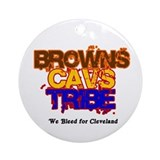 Cleveland ohio Ornaments