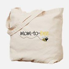 mom to be t shirt Tote Bag