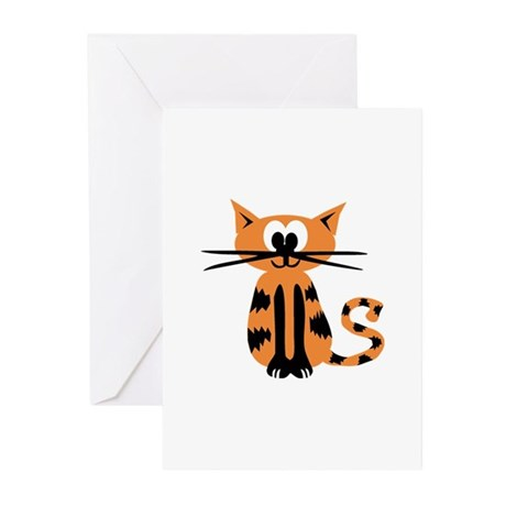 Cat Greeting Cards (Pk of 20)