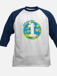 first birthday boy t-shirts Tee