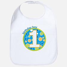 first birthday boy t-shirts Bib