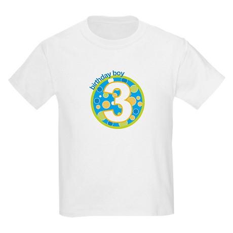3rd birthday t-shirts Kids Light T-Shirt