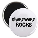 SHAREWARE ROCKS Magnet