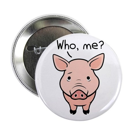 "Swine Flu 2.25"" Button (10 pack)"