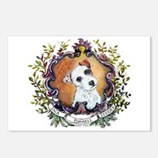 Vintage Jack Russell Terrier Postcards (Package of