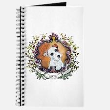 Vintage Jack Russell Terrier Journal
