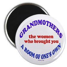 Funny Women's and gender studies feminism Magnet