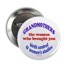 """Unique Feminist studies 2.25"""" Button"""