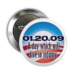 "Anti Obama 2.25"" Button (100 pack)"