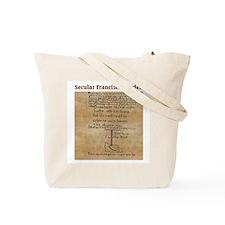 Franciscans Etc. exclusive Tote Bag