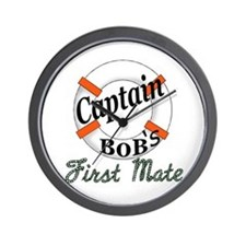 Captain Bob's Wall Clock