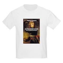 French Revolution Napoleon Kids T-Shirt