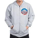 Anti Obama Zip Hoodie
