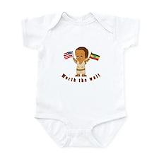 Worth the Wait Ethiopia Adoption BOY Infant Onesie
