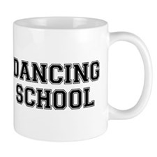 Dancing School Small Mug
