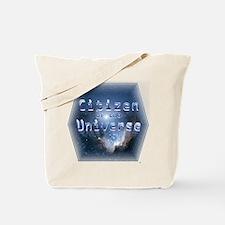 Citizen of the Universe Tote Bag