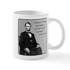Lincoln Mug