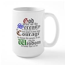Other Serenity Prayer Mug