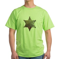 Old West Marshal T-Shirt